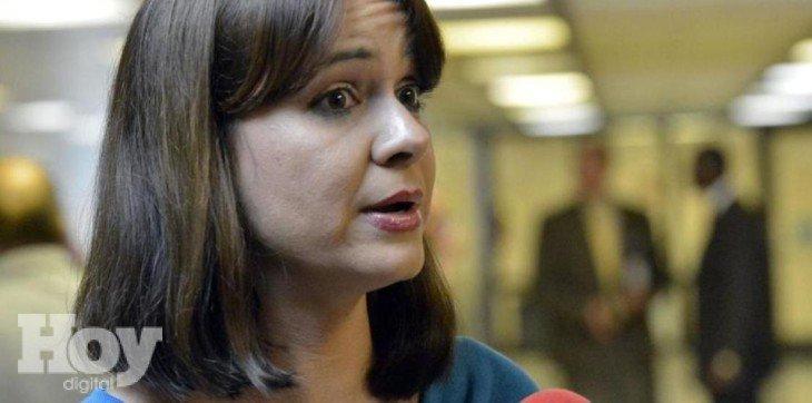 La fiscal Francelis Ortiz Pagán laboró aproximadamente cerca de 10 años para el Ministerio Público.