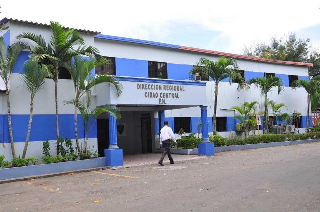 El Comando Regional Cibao Central de la Policía Nacional