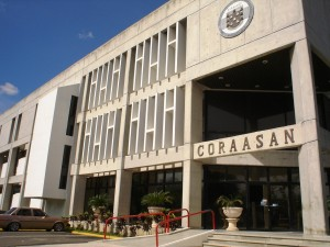 Edificio Principal de CORAASAN