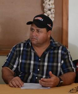 Humberto Collado, presidente de Unaproda.
