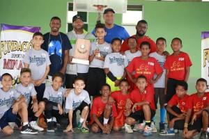 SFM y Club Bermudez Clasico Mini Benjamin FDM