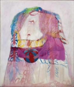 Obra de Domingo Liz.La Infanta.1997