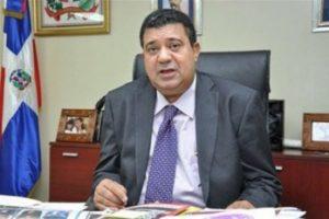 Euclides Sánchez, senador del Partido de la Liberación Dominicana (PLD), por La Vega