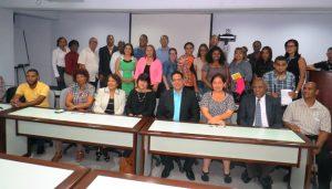 Participantes en el Foro Virtual del Agua.