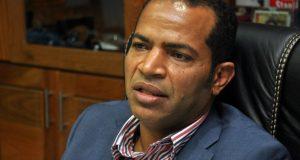 Juan Marte, presidente de la Central Nacional de Trabajadores del Transporte (CNTT)