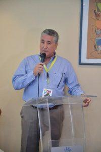 José Natalio Redondo, presidente de la Asociación de Hoteles, Restaurantes y Empresas Turísticas de la Zona Norte (ASHONORTE)