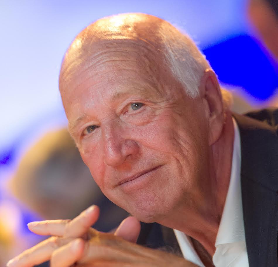 El productor italo-francés Sergio Gobbi