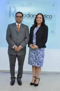 Rodolfo Pichardo y Rosanne Pichardo