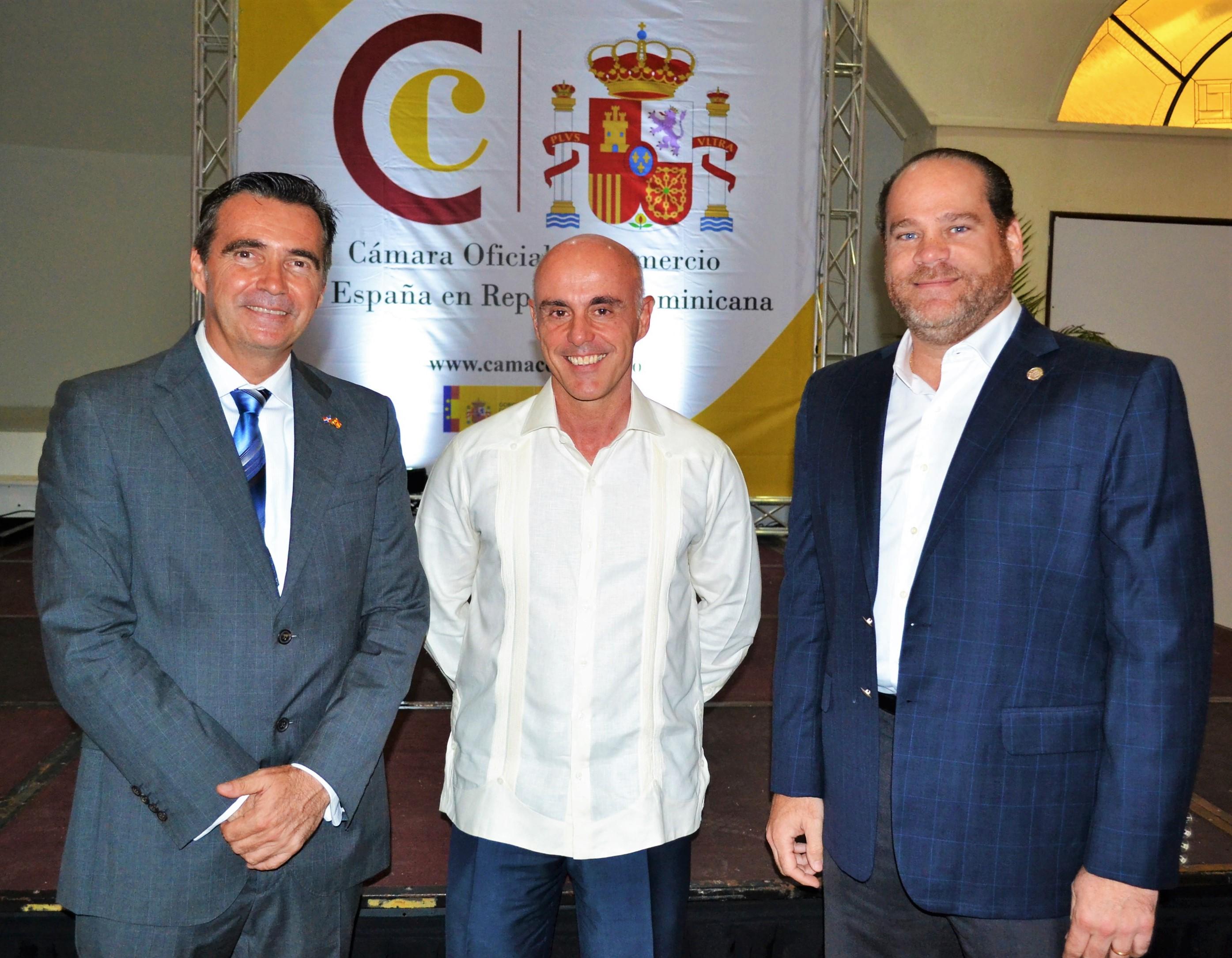 Juan Antonio García Carnicer, Alejandro Abellan García de Diego y Julio García